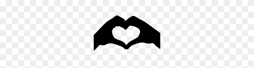 220x165 Heart Silhouette Clip Art Silhouette Of Heart With Arrow Vector - Arrow With Heart Clipart