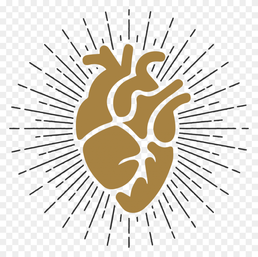 Heart Sound - God Rays PNG