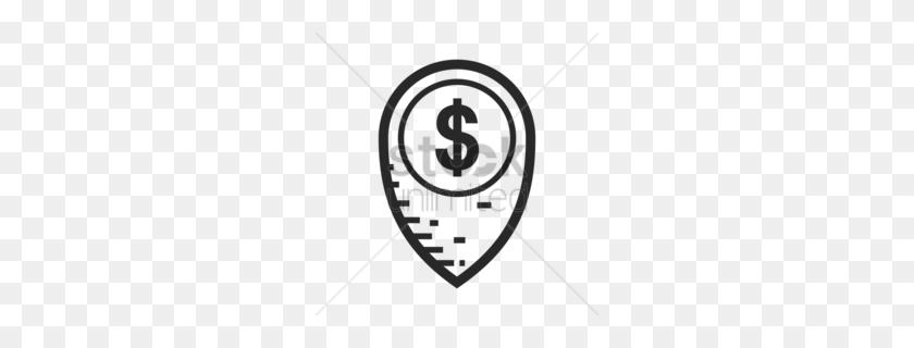 Heart Transparent Dollar Signs Clipart - Coke Clipart