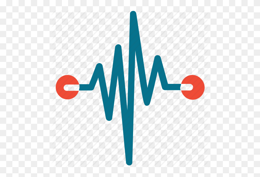 Heartbeat, Lifeline, Pulse, Pulse Line Icon - Heartbeat PNG
