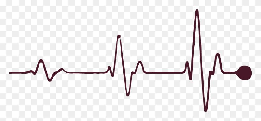 Heartbeat Line Clipart, Heartbeat Etsy - Heartbeat PNG