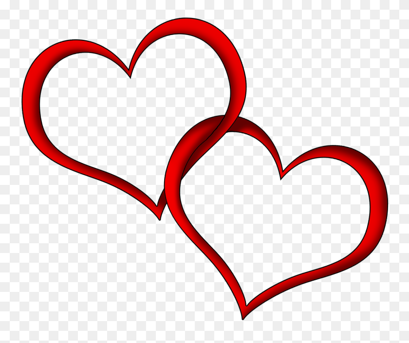 1504x1245 Hearts Clipart - Art PNG