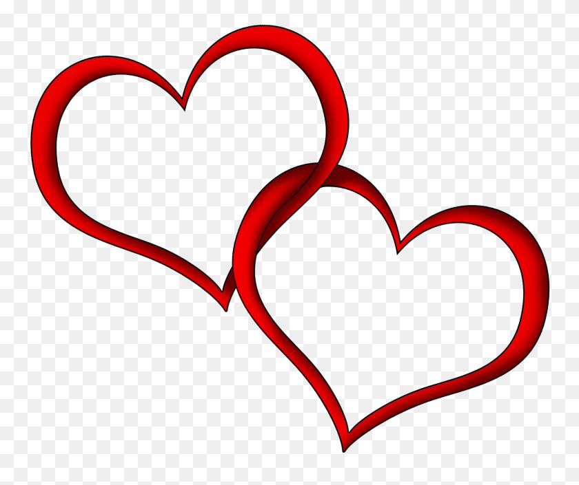 Hearts Happy Valentine Heart Clip Art Happy Valentine Heart - Heart Clipart PNG