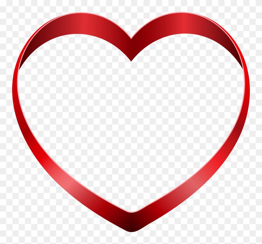 Hearts Heart, Heart - Rainbow Heart Clipart