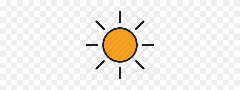 Heat Clipart Heat Ray - Ray Of Sunshine Clipart
