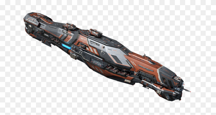 Heavy Cruiser In Habitats Spaceship, Concept - Star Wars Ship PNG