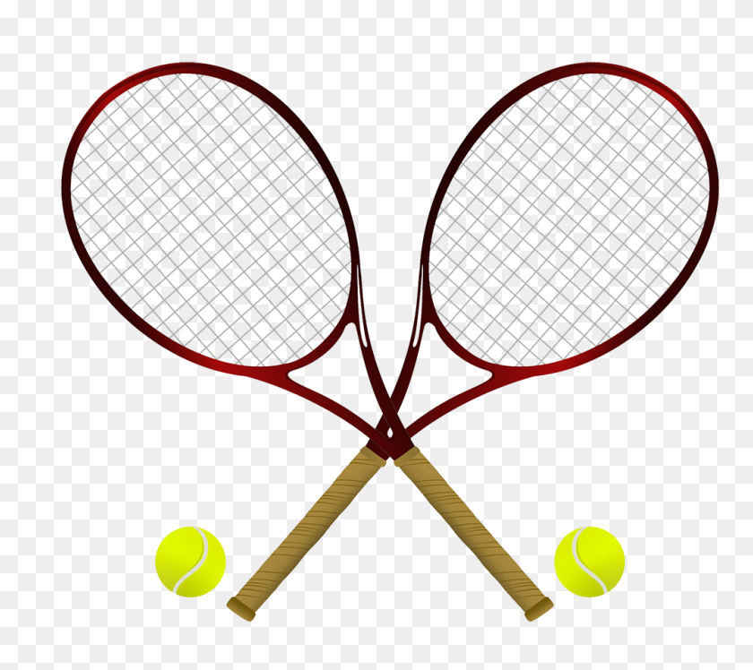 Hedgehog Plays Tennis Cartoon Style Clip Art For Children - Tennis Net Clipart