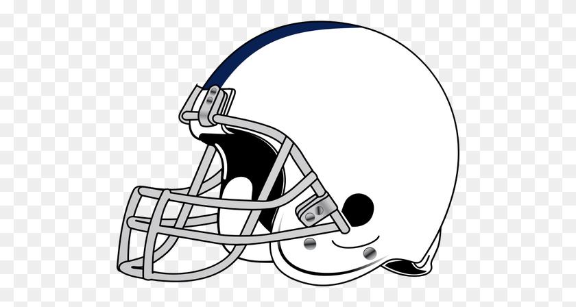 Helmet Free Clipart - Football Helmet Clipart Black And White