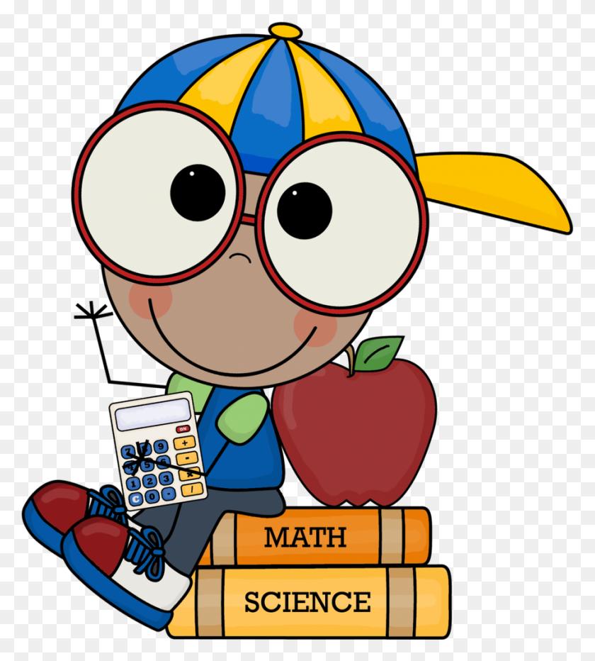 Help Clipart School Help - Melonheadz Science Clipart