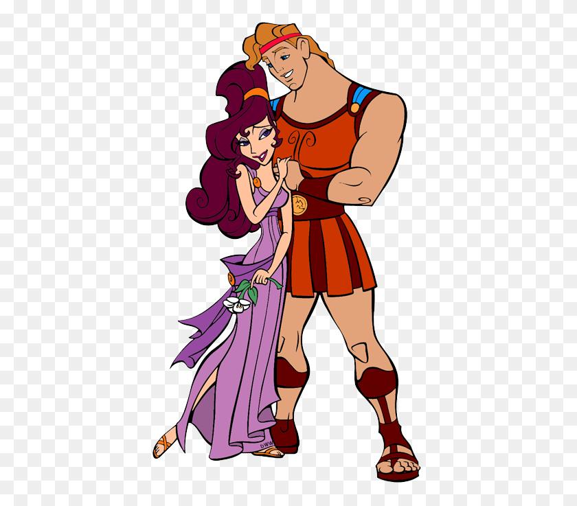 Hercules And Megara Hercules Hercules, Disney - Hercules PNG