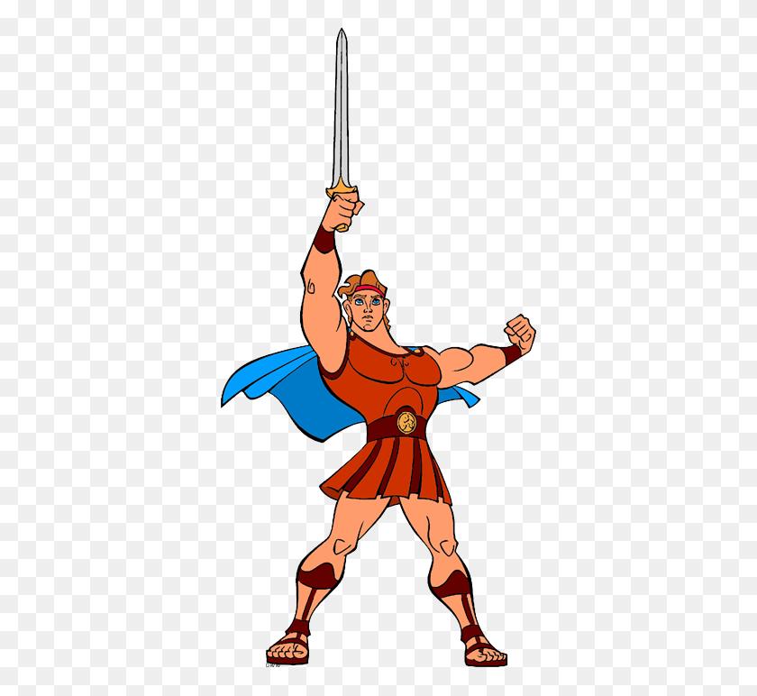 355x712 Hercules Clip Art Disney Clip Art Galore - Sword Clipart PNG