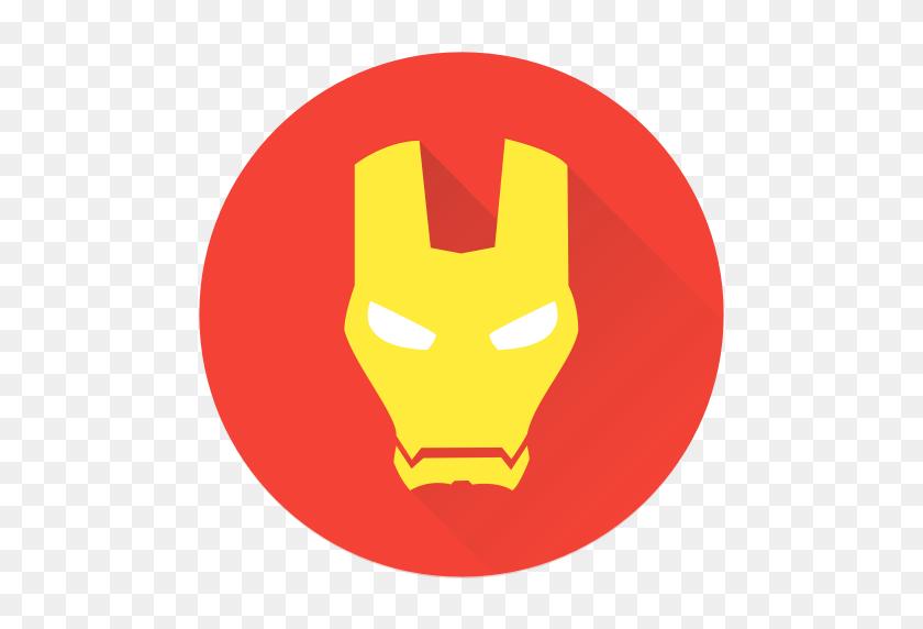 Hero, Iron, Ironman, Man, Saver, Super, Superhero Icon - Iron Man Logo PNG