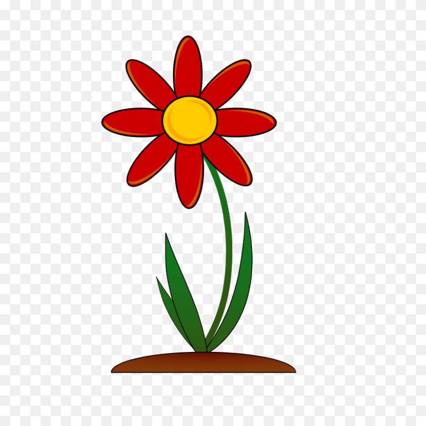 800x800 Hi Clip Art - Free Clipart May Flowers