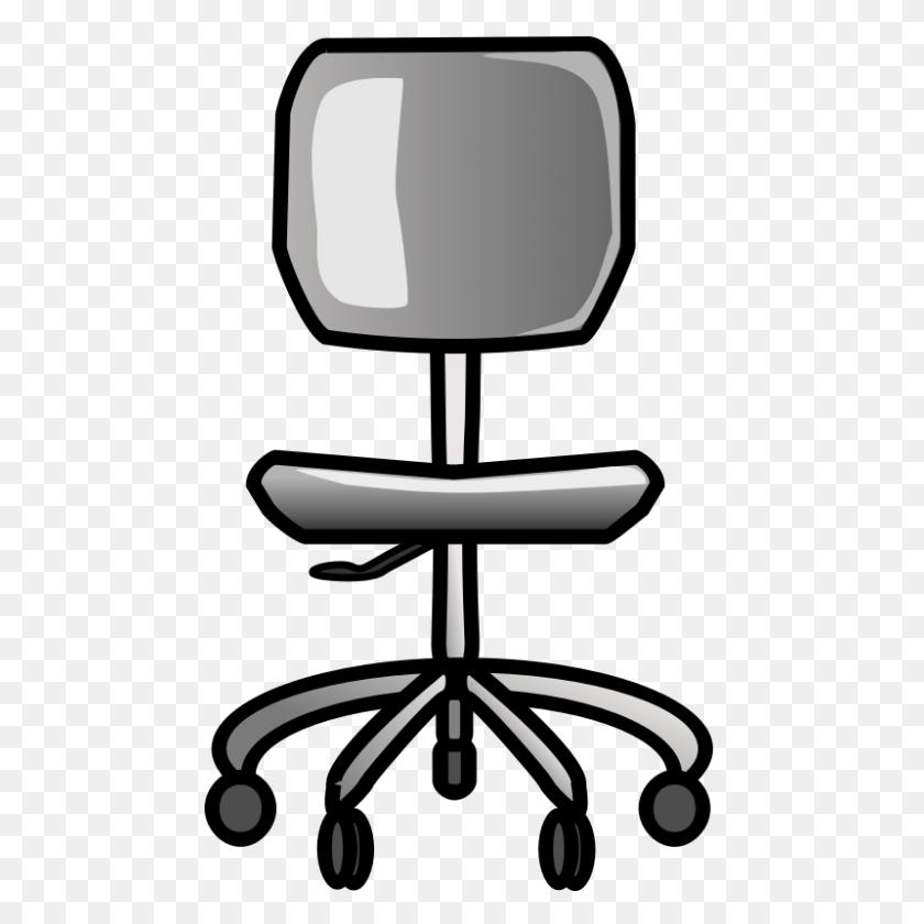 800x800 High Chair Clipart - Rzr Clipart