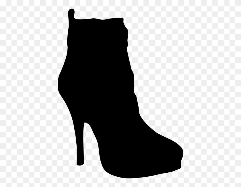 High Heel Outline Png Transparent High Heel Outline Images - Shoe Clipart PNG