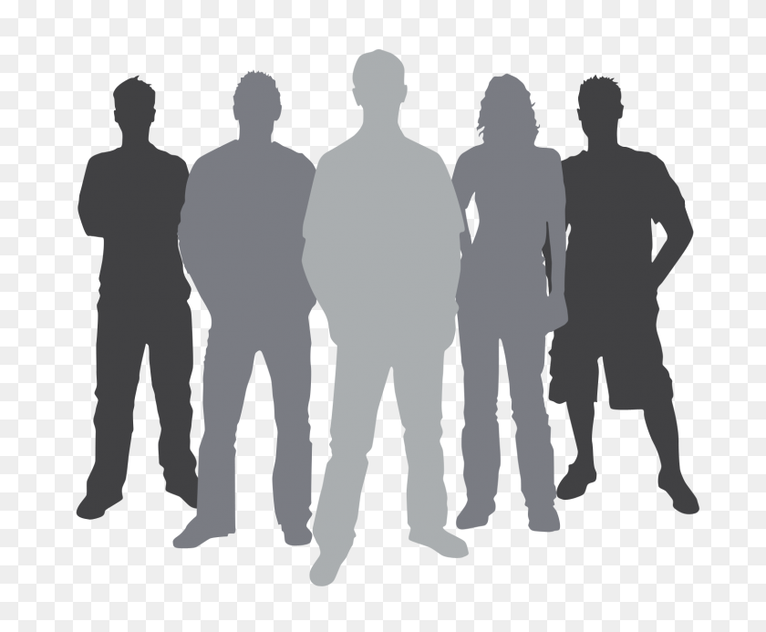 High Resolution Youth Png Clipart - People Standing PNG