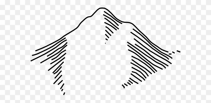 Hiking The Mountain Coloring Pages Free New Coloring Pages - Mountains Clipart PNG