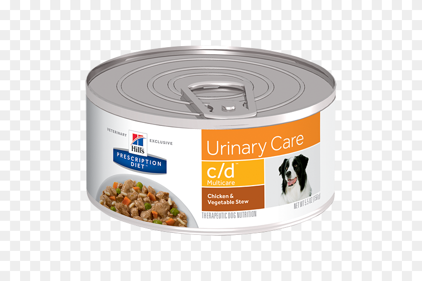Hill's Prescription Diets Urinary Care Cd Chicken Veg Wet Dog - Dog Food PNG