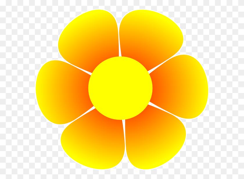 Hippie Flower Png Clip Arts For Web - Hippie Clipart