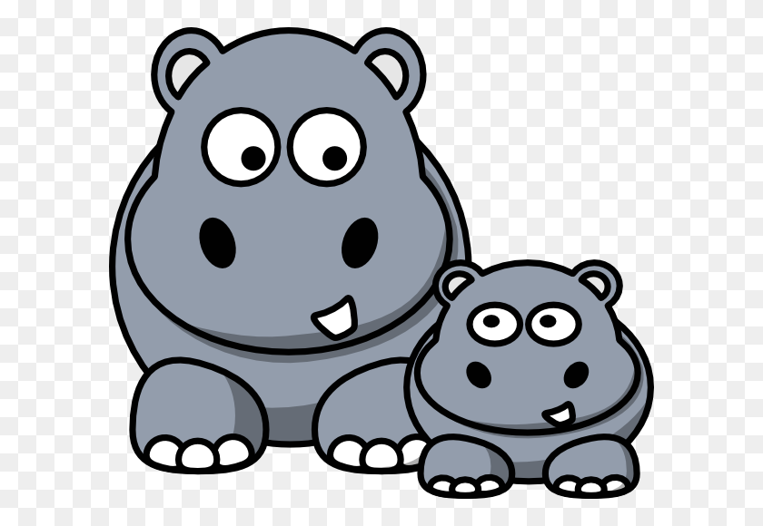 Hippo Clip Art Black And White Free Clipart Images Image Family Clipart Free Stunning Free Transparent Png Clipart Images Free Download