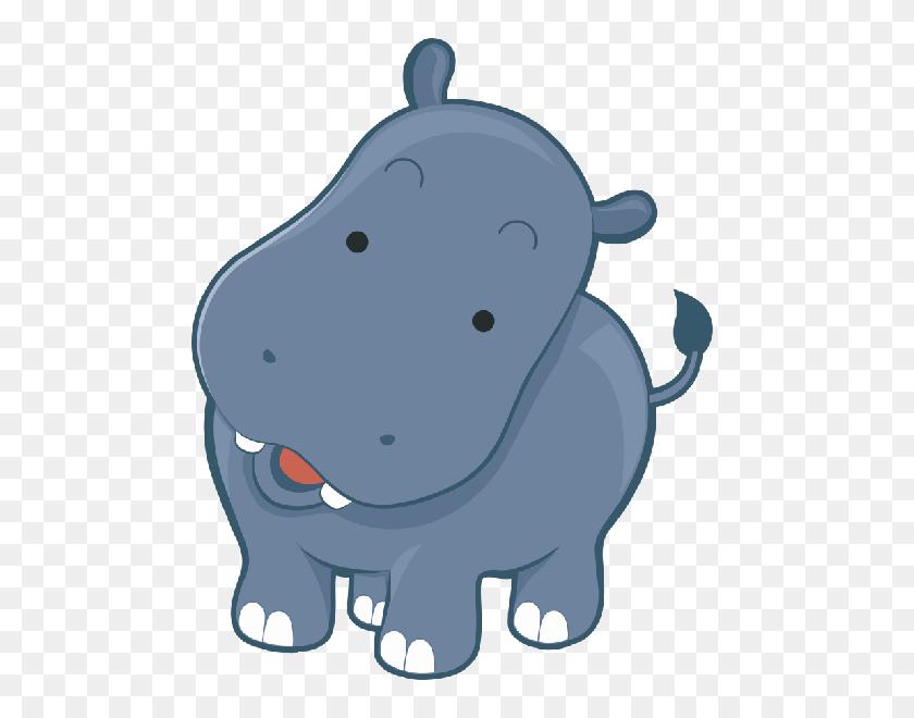 Hippo Clipart Hipo Pencil And In Color Hippo Clipart Hipo Intended - Cute Hippo Clipart