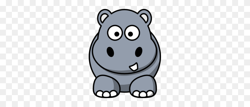 Hippo Sneezing Png, Clip Art For Web - Sneeze Clipart