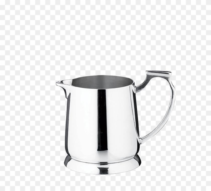 Hire Milk Jug Silver Cl - Milk Jug PNG