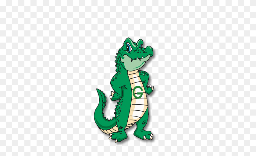 History Welcome - Florida Gator Clipart