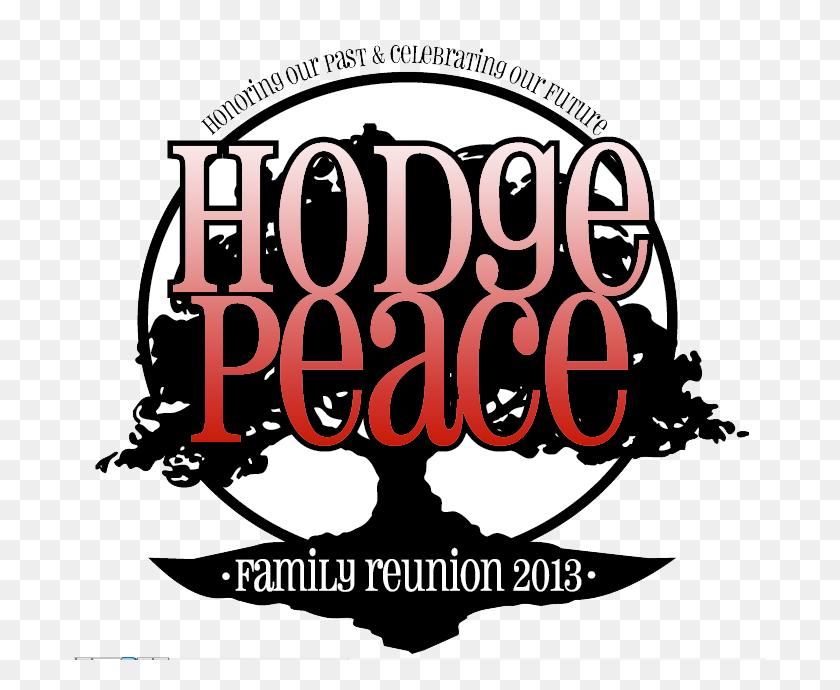 Hodge Peace Reunion Created - Family Reunion Images Clip Art