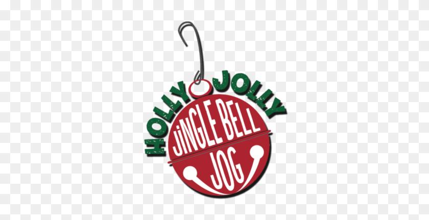Holly Jolly Jingle Bell Jog Fitniche - 5k Clipart