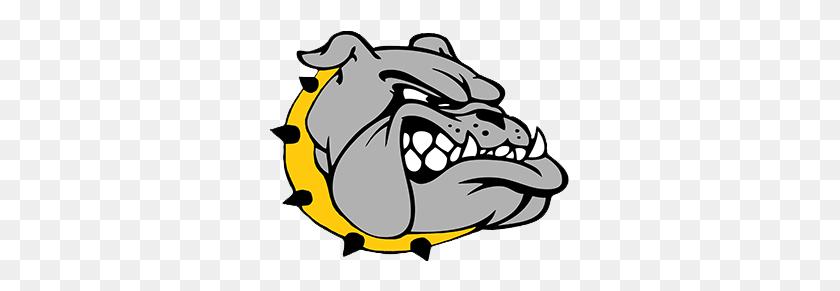 Home - Bulldog Mascot Clipart