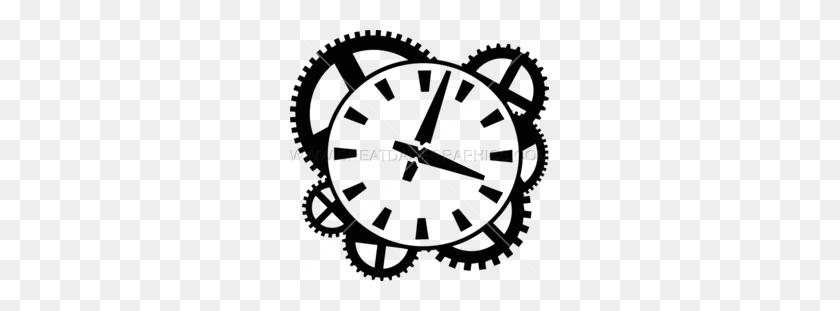 Home Accessories Clipart - School Clock Clipart