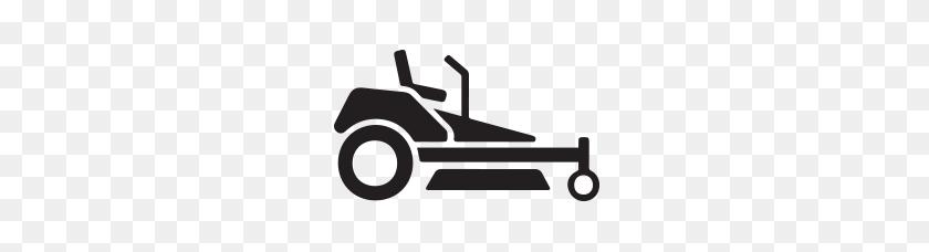 Honda Mower - Mower Clipart
