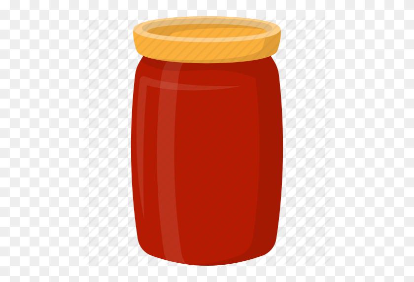Honey Bottle, Honey Jar, Honey Pack, Preserved Honey, Sweet Honey Icon - Honey Jar PNG
