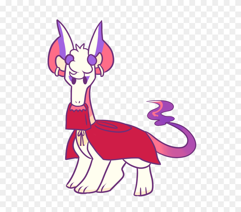 Hood Cartoon Celestial Wolf Anime - Little Red Riding Hood Wolf Clipart