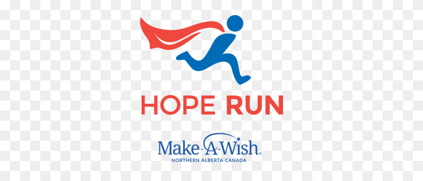 Hope Run Make A Canada - Make A Wish Logo PNG