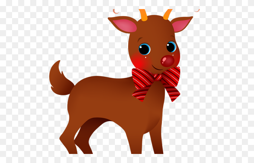Horns Clipart Reindeer Antler - Reindeer Antlers Clipart