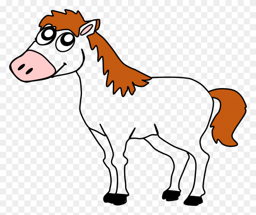 920x765 Horse Pen Farm Clip Art - Free Farm Animal Clipart