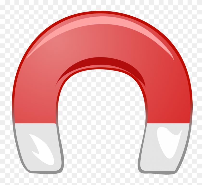 Horse Shoe Magnet - Magnet Clipart