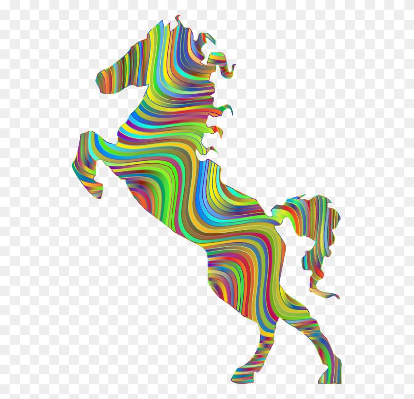 Horse The Black Stallion Animal Roan - Stallion Clipart