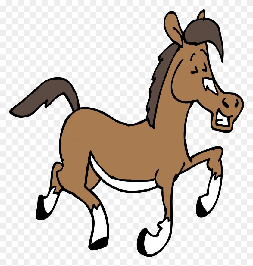 Horses Clipart Quarter Horse For Free Download On Mbtskoudsalg - Quarter Horse Clipart