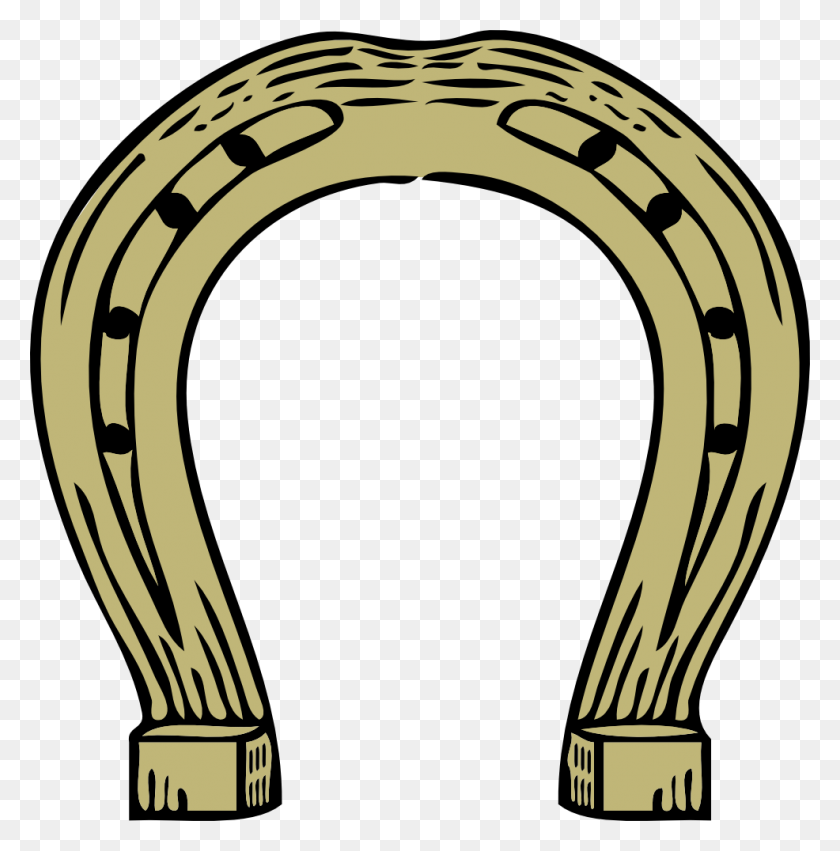 Horseshoe Clip Art Vector Free - Horseshoe Clipart