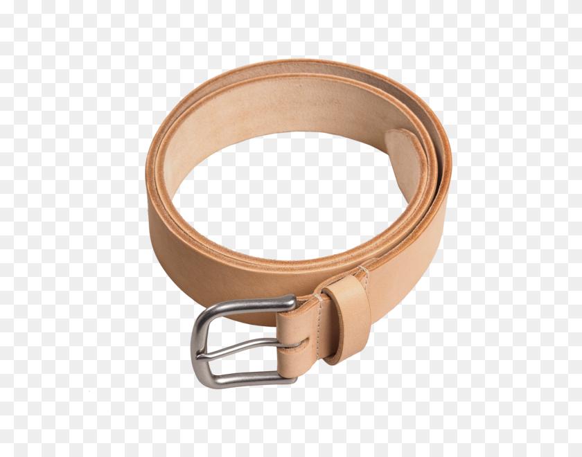 Horween Veg Belt - Belt Buckle PNG