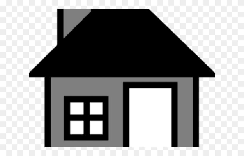 Hosue Clipart House Outline - Apartment Building Clipart