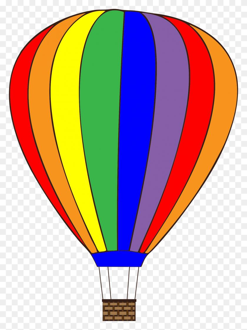 1624x2217 Hot Air Balloon - Mesa Clipart