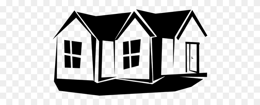House Black And White Image Of House Clipart Black And White - White House Clipart Black And White