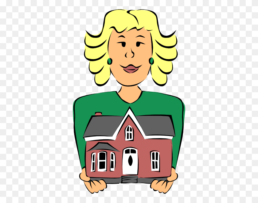 House Clipart - Old House Clipart
