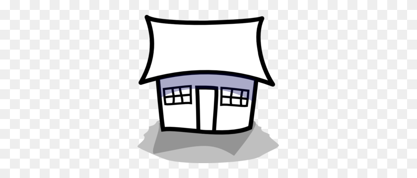 House Outline Clipart Black And White - White House Clipart