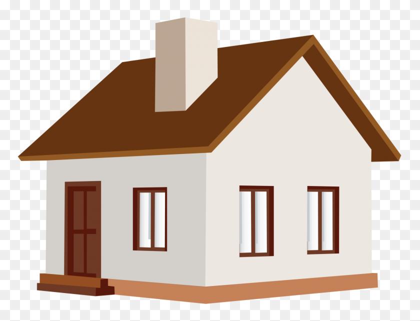 1500x1120 House Png Clip - Lot Clipart