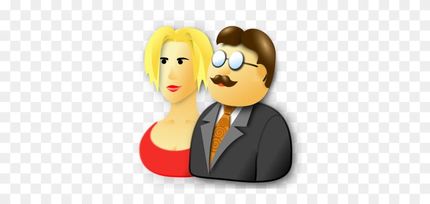 Housewife Woman Husband Marriage - Tutors Clipart